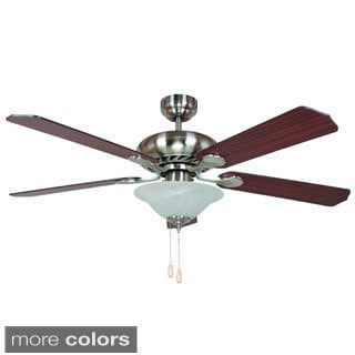 Whitney 52-inch Indoor Ceiling Fan