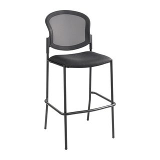 Diaz Bistro-height Mesh Back Chair