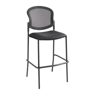 Safco Diaz Bistro-height Mesh Back Chair