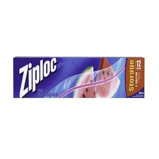 Ziploc Jumbo Storage Bag 2 Gallon (9-pack)