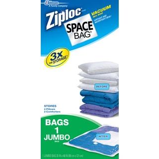 Ziploc Space Bag Jumbo 1-bag (12-pack)