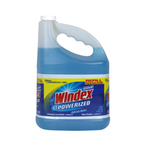 Windex Commercial Line Glass Cleaner (pack 4)
