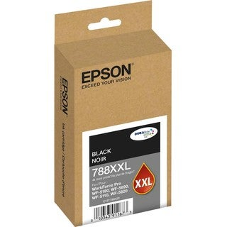 Epson DURABrite Ultra Ink 788XXL Ink Cartridge - Black