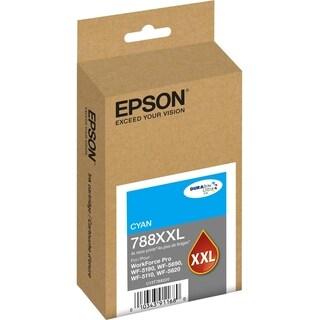 Epson DURABrite Ultra Ink 788XXL Ink Cartridge - Cyan