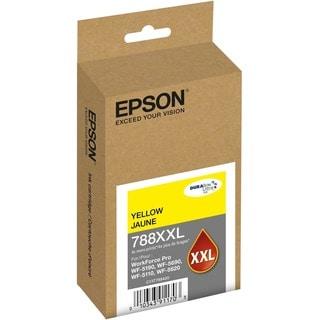 Epson DURABrite Ultra Ink 788XXL Ink Cartridge - Yellow