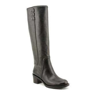 Enzo Angiolini Women's 'Gregie' Leather Boots (Size 8.5 )