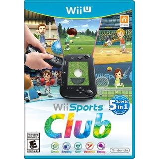 Nintendo Wii U - Wii Sports Club