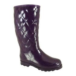 Women's Wild Diva Marsha-03 Purple Rubber