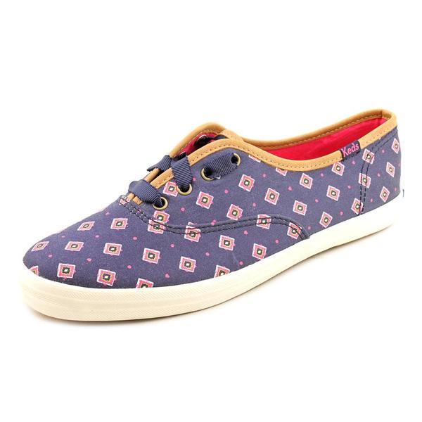 Keds Women's 'Ch Tie Print' Basic Textile Athletic Shoe (Size 7.5 )