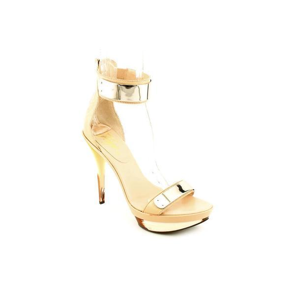 Fergie Women's 'Cash' Leather Sandals (Size 8.5 )