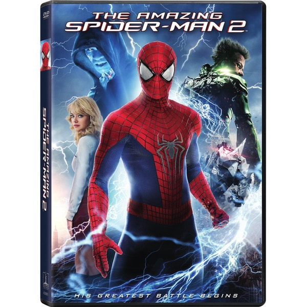 The Amazing Spider-Man 2 (DVD) 13142206
