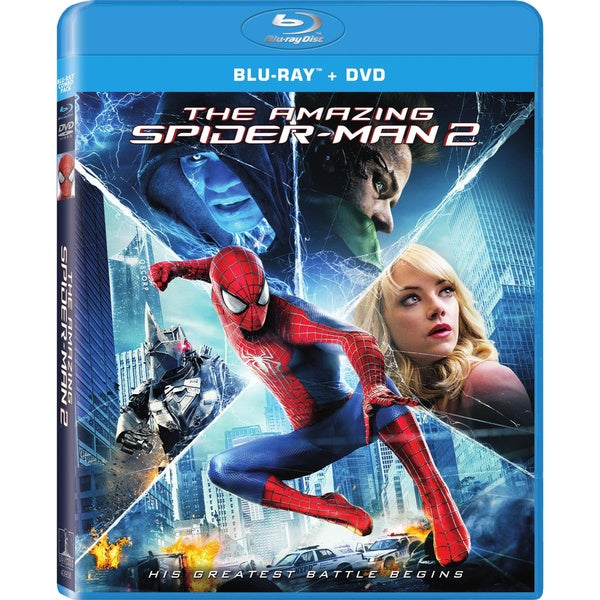 The Amazing Spider-Man 2 (Blu-ray/DVD) 13142207