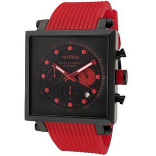 Red Line Men's Compressor2 Black Watch RL-50036-BB-01-RA-RD