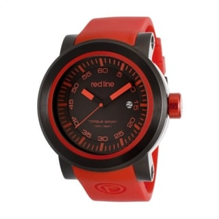 Red Line Men's Torque Black Watch RL-50049-BB-01-RDAS