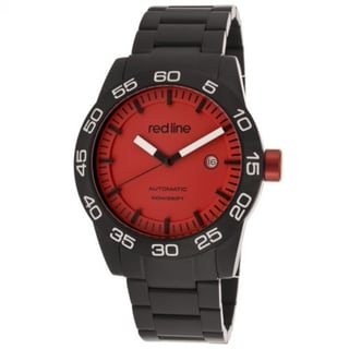 Red Line Men's Mileage Red Watch RL-50045-BB-55