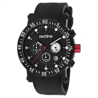 Red Line Men's Compressor Black Watch RL-18103-BB-01