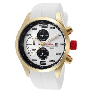 Red Line Men's Stealth White Watch RL-50042-YG-02-WHT