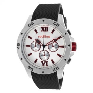 Red Line Men's Spark Silver Watch RL-60028