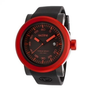 Red Line Men's Torque Black Watch RL-50049-BB-01-RDB