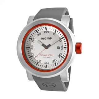 Red Line Men's Torque Silver Watch RL-50049-014