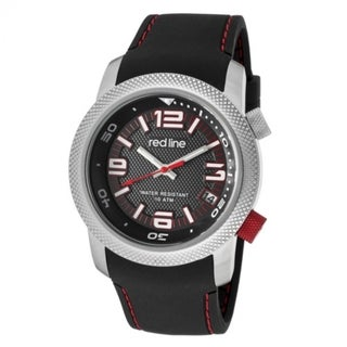 Red Line Men's Octane Black Watch RL-50043-01