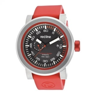 Red Line Men's Torque Black Watch RL-50047-01RD-RDST