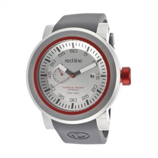 Red Line Men's Torque Silver Watch RL-50046-22RD-GYST