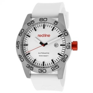 Red Line Men's Mileage White Watch RL-50045-02-WH-ST