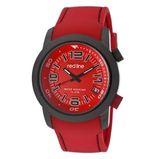 Red Line Men's Octane Red Watch RL-50043-BB-05-RD