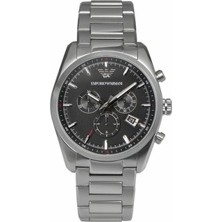 Armani Men's AR6050 Tazio Chronograph Bracelet Watch