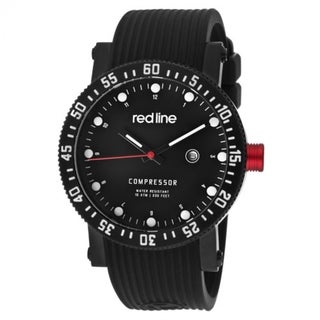 Red Line Men's Compressor Black Watch RL-18004-BB-01