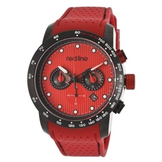Red Line Men's Velocity Red Watch RL-50044-BB-05-RD