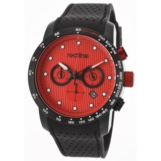 Red Line Men's Velocity Red Watch RL-50044-BB-05-BK