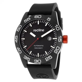 Red Line Men's Mileage Black Watch RL-50045-BB-01-BK-ST