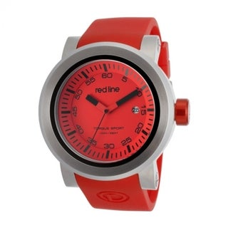 Red Line Men's Torque Red Watch RL-50049-05