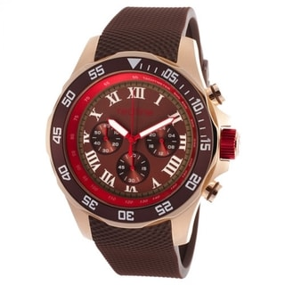 Red Line Men's Tracker Brown Watch RL-60055