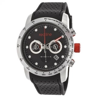Red Line Men's Velocity Black Watch RL-50044-01-BK