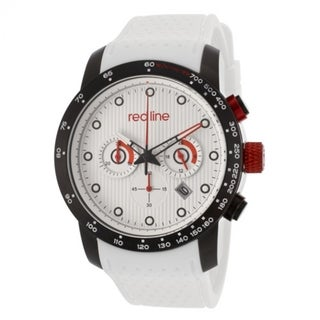 Red Line Men's Velocity White Watch RL-50044-BB-02-WH