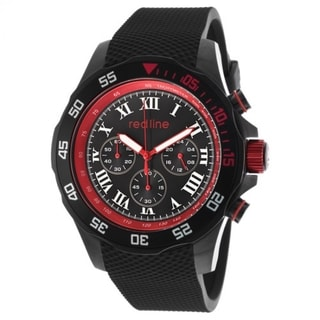 Red Line Men's Tracker Black Watch RL-60057