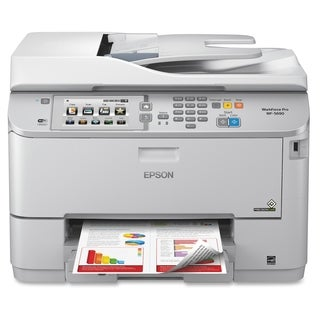 Epson WorkForce Pro WF-5690 Inkjet Multifunction Printer - Color - Pl
