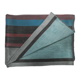 Hand-crafted Eco-frendly 90-inch Throw Blanket (Ecuador)