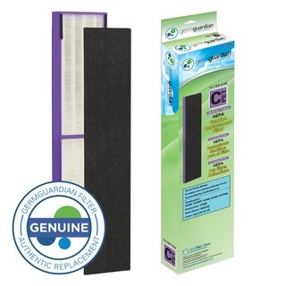 GermGuardian FLT5250PT True HEPA with Pet Pure Treatment GENUINE Replacement Filter C for AC5000 Series Air Purifiers