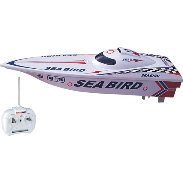 Golden Bright Sea Bird Full Function Rc Boat 16316870