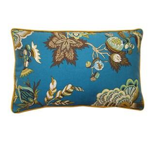 Jazmine Jade Decorative Throw Pillow