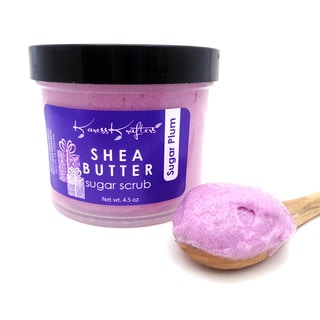 Sugar Plum Holiday Edition 4.5-ounce Sugar Scrub