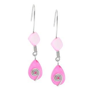 Karla Patin Geometic Dangle Earrings