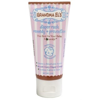 Grandma El's 2-ounce Diaper Rash Remedy and Prevention Cream