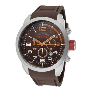 Red Line Men's RL-60003 Overdrive Brown Watch