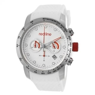 Red Line Men's RL-50044-02-WH Velocity White Watch