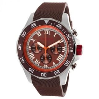Red Line Men's RL-60027 Tracker Brown Watch